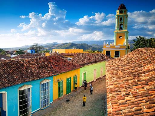 Découverte du centre historique de Trinidad