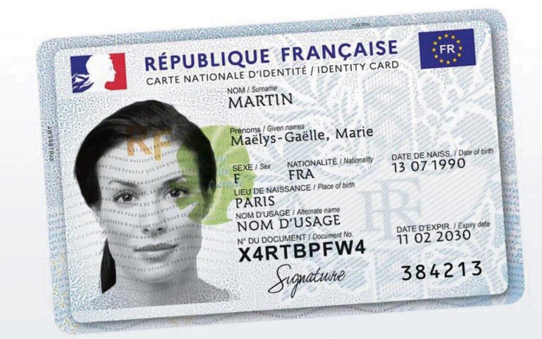 Carte d'identité française : ce qui change avec le nouveau format